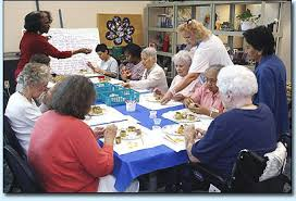 Adult day care activities think, that